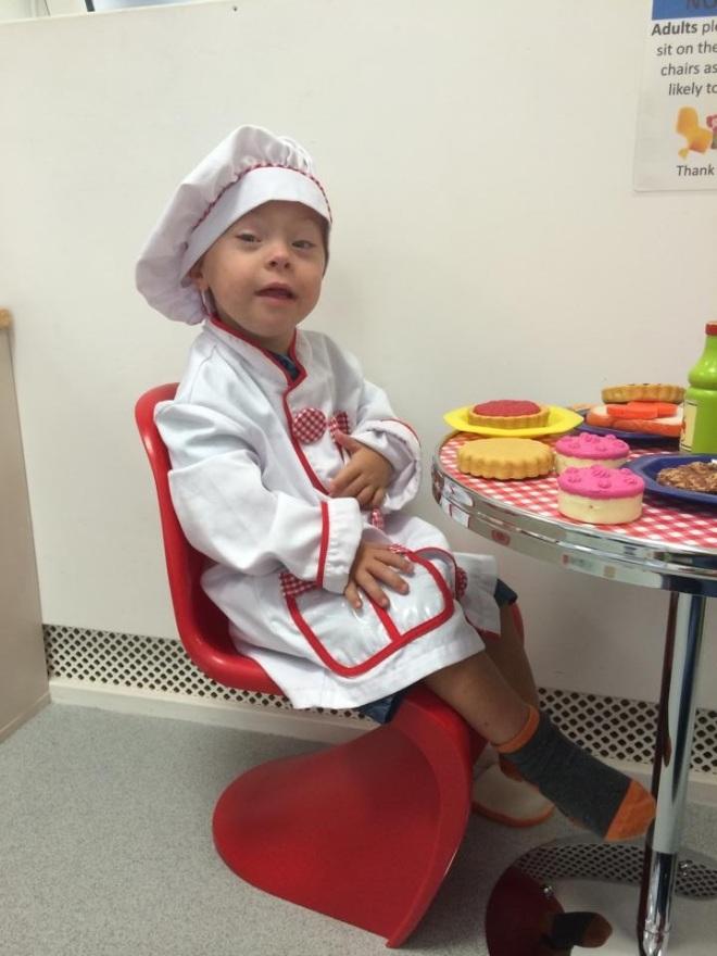 Chef Ethan